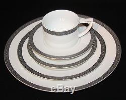 40 Pieces Ralph Lauren Macclesfield 8 X 5 Dinner Salad Bread Plates Cups Saucers