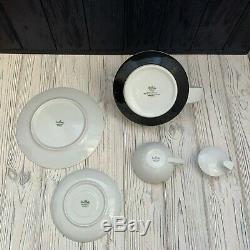Bauhaus TAC Rosenthal porcelain Studio line tea service Gropius plate teapot cup