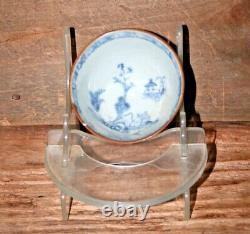 Blue White Nanking Cargo Batavian Porcelain Cup Saucer Shipwreck Christies China