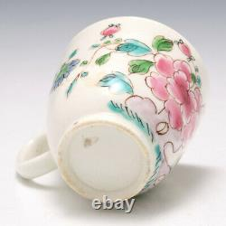 Bow Porcelain Coffee Cup c1755