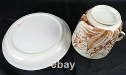 C1872 Antique Minton Cup & Saucer Aesthetic Patt C552 Lily Of The Valley Ex Cond