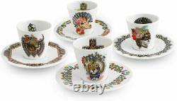 Christian Lacroix Love Who You Want Teacup and Saucer Set (1 Cup Missing)