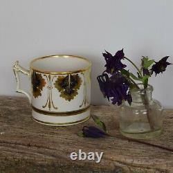 Flight Barr & Barr Worcester Porcelain Coffee Can c. 1820