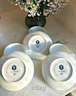 Hermes Bleus d'Ailleurs Cup & Saucer ($70 less than retailFOUR AVAILABLE)