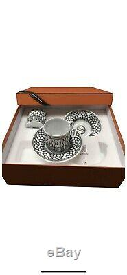 Hermes Porcelain Tea/Coffee Set