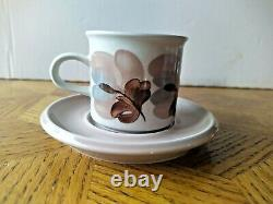 Koralli Arabia Finland Coffee cup Height 6,5 cm with saucer