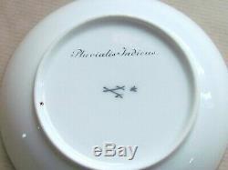MEISSEN PORCELAIN ORNITHOLOGICAL CUP & SAUCER (Ref5461)