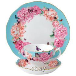 NEW Royal Albert Miranda Kerr Devotion Teacup, Saucer & Plate