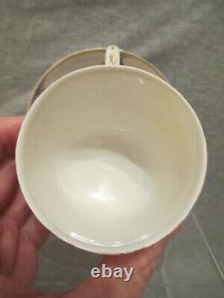 Nymphenburg Porcelain Porzellan, Cup & Saucer, Very Rare 18th C