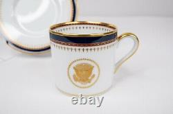 Presidential Ronald Reagan White House China Service Fitz Floyd Cup & Saucer