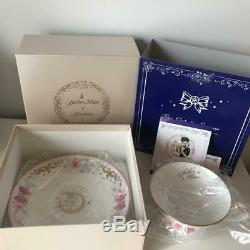 Sailor Moon Premium Bandai Noritake Collaboration Tea Cup Saucer Set Rare