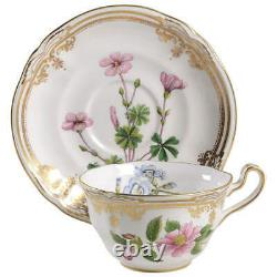 Spode Stafford Flowers Cup & Saucer 686480